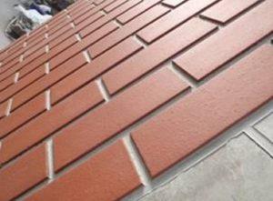 clay brick roofng tiles