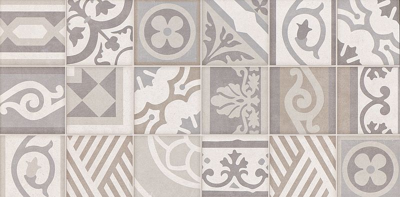 Manhattan Moving Geometric Gloss Bathroom Floor And Wall Tilesflight