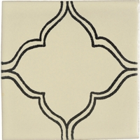 Arabella is a handcrafted Moroccan tile