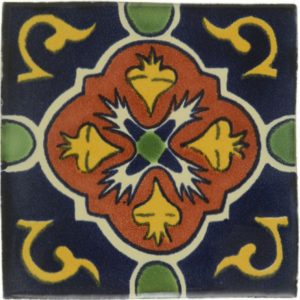 Benjamin Moroccan tile