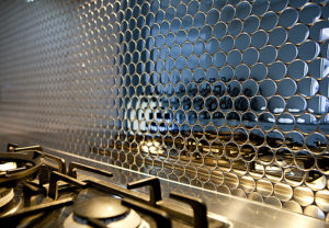 dollar stainless steel tiles for bathrooms and kitchens