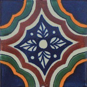 Estrella II Moroccan tile