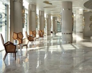 Natural stone marble tiles from Artmar