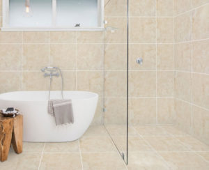 Marmi indoor and outdoor tile Amber