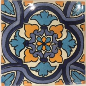 Odette is a mosaic moroccan tile