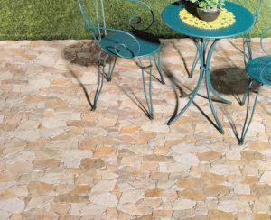 Rodano floor tile from Amber Tiles