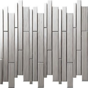 metal stainless steel tile