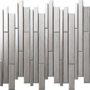 Stainless steel<a target='_blank' href='https://www.tilesandpavers.com.au/wall-tiles'> wall tile</a> -<a target='_blank' href='https://www.tilesandpavers.com.au/metal-tiles'> metal tile</a> for<a target='_blank' href='https://www.tilesandpavers.com.au/splashback-tiles'> splashback</a>