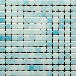 The Athens is a glass mosaic tile