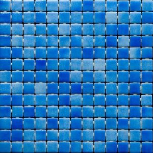 The Bora Bor is a mosaic glass tile