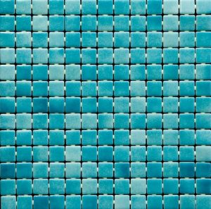 Fiji Mosaic glass tile is a swimming pool tile