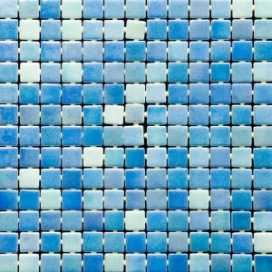 Sydney - 25mmx25mm Glass Mosaic Tile (325mmx515mm)