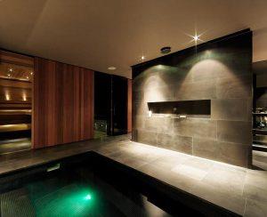 Basalto natural stone tile from Amber Tiles