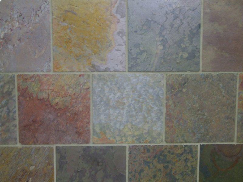 Natural Dark Autumn Slate Floor Tiles Tiles Pavers