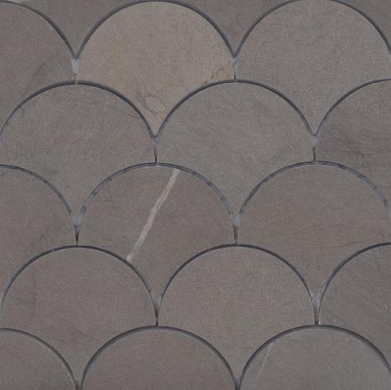 Pavone Fan Mosaic Tile 73712 Tiles Amp Pavers