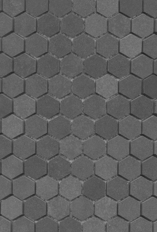 Stone Hexagon Mosaic Tile 75422 Tiles Amp Pavers